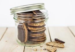Délices d'épeautre au chocolat bio