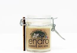 Déodorant baume naturel menthe