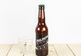 "Bière Brasserie Philmore ""blonde"" 33cl bio & locale"