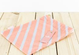 Pochette Kufu en tissu upcyclé : le petit modèle