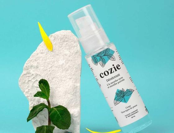 Déodorant en spray Cozie