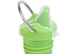 Bouchon à bec vert pour gourdes & bouteilles Klean Kanteen