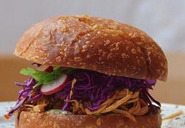 Pain burger bio & local Maison Arlot Cheng