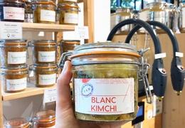 Kimchi blanc