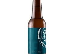 """Bière blanche """"Wheat"""" 75cl bio & locale"""