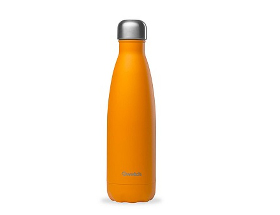 Bouteille inox 500 ml isotherme orange pop