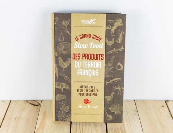 Livre « Le grand guide Slow Food des produits du terroir français »