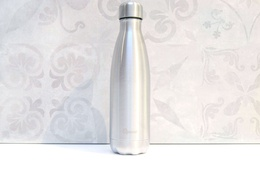 Bouteille inox 500ml couleur pourpre