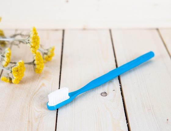 Manche de brosse à dents Lamazuna bleu