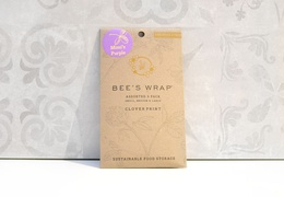 Emballages Bee's Wrap assortiment violet taille S-M-L