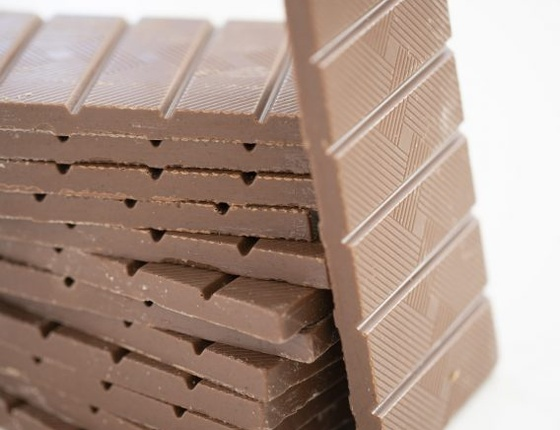 Tablette de chocolat au lait & sarrasin soufflé bio