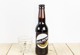"Bière Brasserie Philmore ""noire"" 33cl bio & locale"