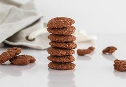 Biscuits figues bio sans gluten & sans sucre