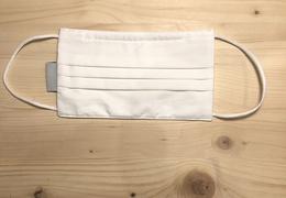 Masque lavable blanc - catégorie 2