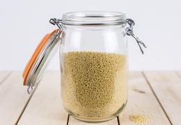 Semoule de couscous bio