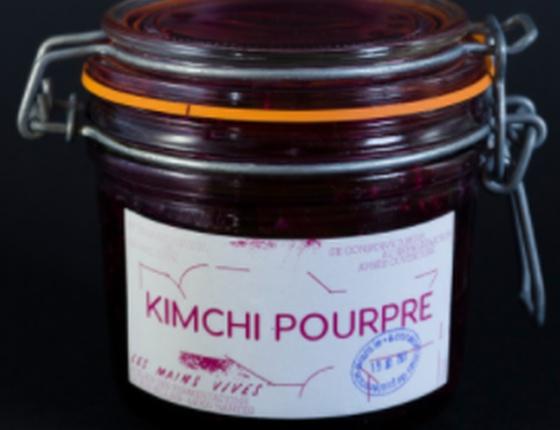 Kimchi pourpre