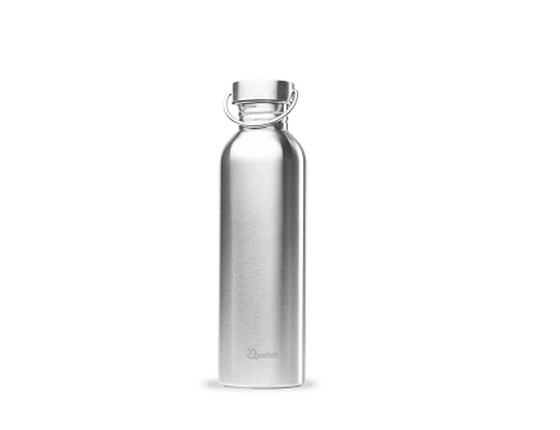 Gourde inox 1000 ml simple paroi