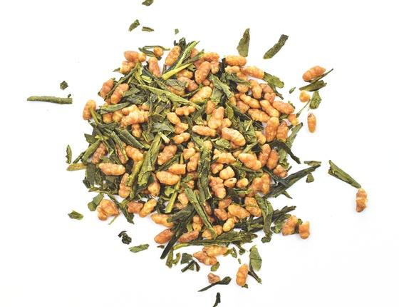 Thé vert bio Genmaïcha