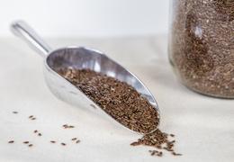 Graines de lin brun bio & locales