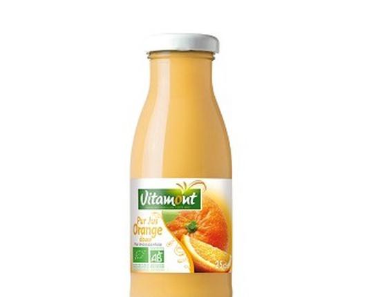 Jus d'orange de Méditerranée bio