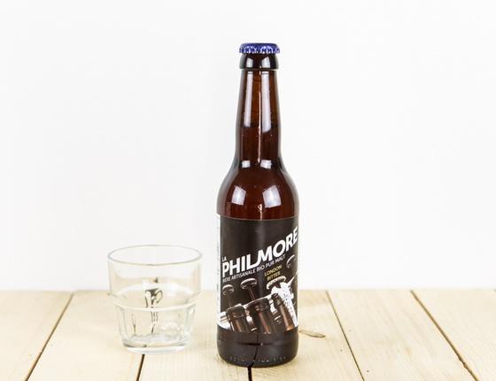 "Bière Brasserie Philmore ""London Bitter"" 33cl bio & locale"