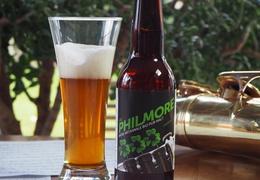 "Bière Brasserie Philmore blonde ""Ladybird"" 75cl bio & locale"