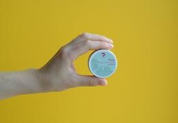 Shampooing solide Pachamamaï Pure & sa boîte