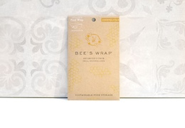 Emballages Bee's Wrap assortiment taille S-M-L