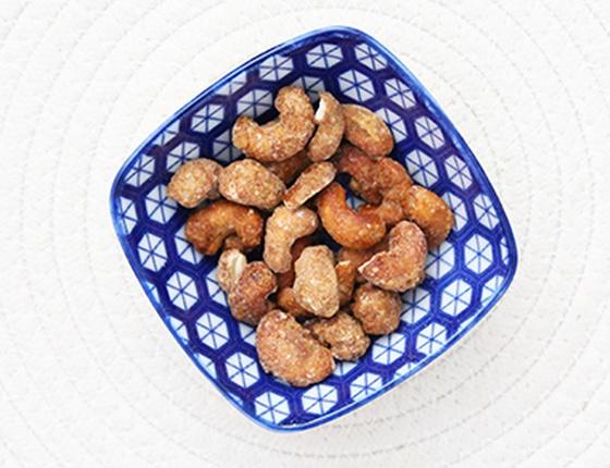 Chouchous bio à la noix de cajou
