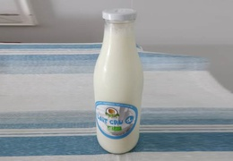 Lait cru bio & local