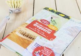 Livre « Carnet de recettes La Droguerie Écologique »