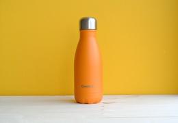 Bouteille inox 260 ml isotherme orange pop