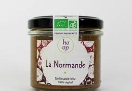 """Tartinade bio & locale 100% végétale """"la Normande"""""""