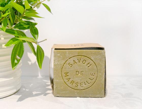Cube de savon de Marseille 600g
