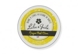 Baume à lèvres argan miel citron