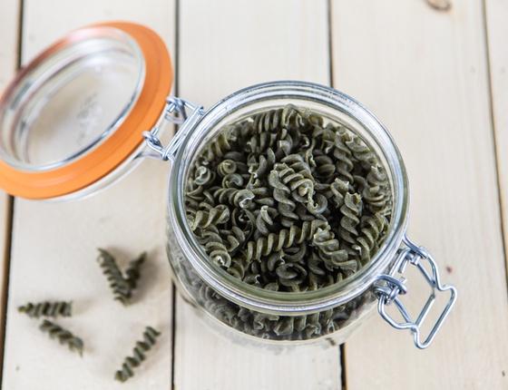 Torsades sans gluten 100% lentilles vertes bio