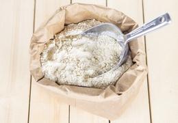 Farine de blé complète T110 bio & locale