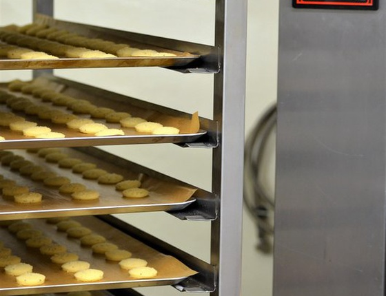 Biscuits Earl Grey et bergamote bio