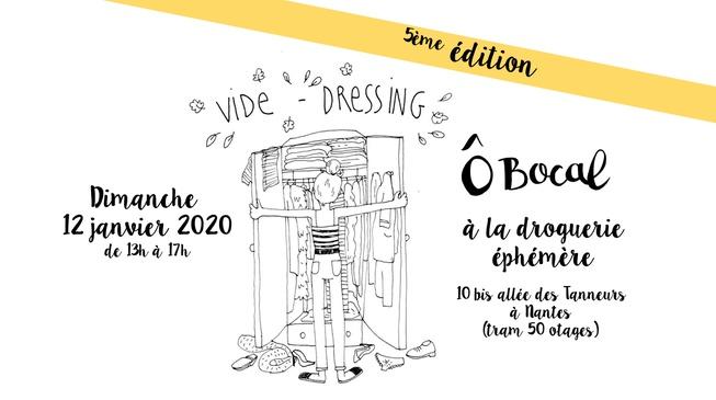 Atelier zérÔ déchet #22 : Ô le 5ème vide-dressing