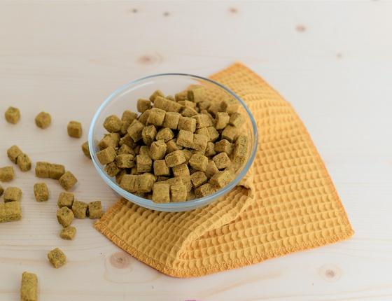 Biscuit apéro curry bio, local & vegan