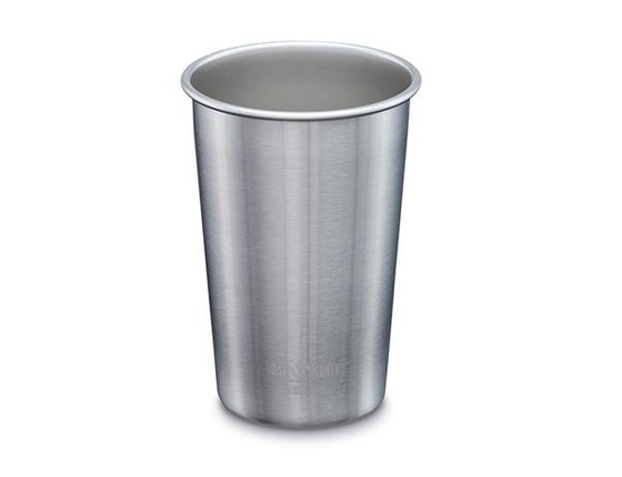 Gobelet inox simple paroi 473 ml