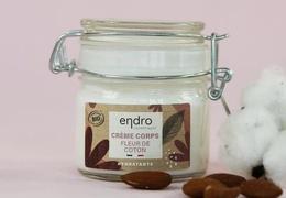 Crème corps hydratante Endro