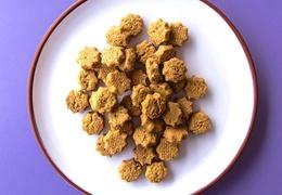 Biscuits apéro oignon et paprika fumé bio, local & vegan
