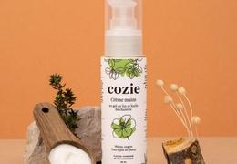 Crème Cozie pour les mains