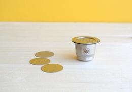 Capsule à café Nespresso en inox