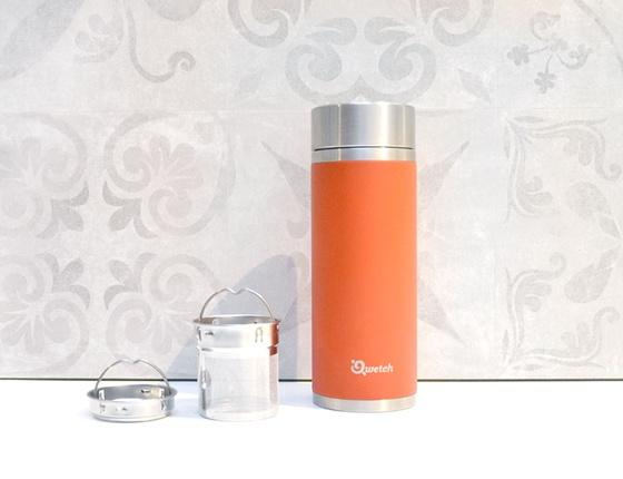 Théière isotherme en inox 300 ml