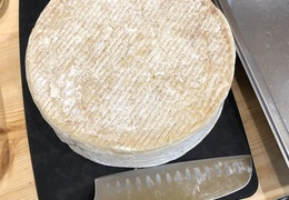 Fromage tomme de chèvre bio & local