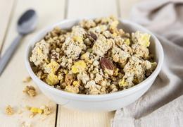 Krounchy granola bio & local