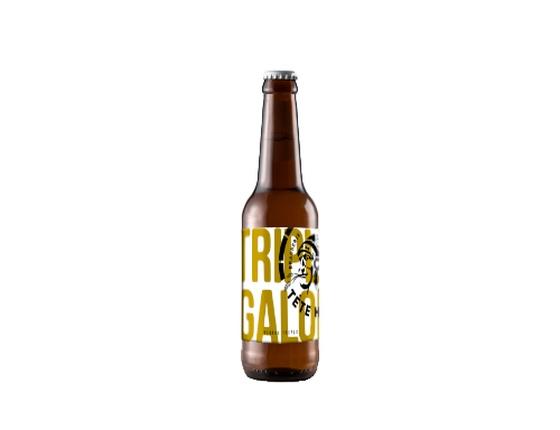 "Bière Brasserie Tête Haute ""Triple Galop"" 75cl bio & locale"