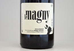 """Vin Philippe Chevarin rouge """"Magny"""" naturel & local"""